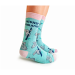 Uptown Sox- Highly Koalafied