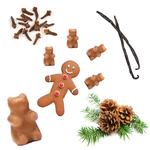 Happy Wax Gingerbread Wax Melts