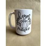 favourite things apparel Good Morning Pumpkin Mug