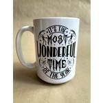 favourite things apparel Halloween Most Wonderful Time Mug