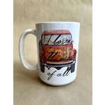 favourite things apparel I Love Fall Most of All Mug