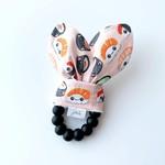 Jululu Rabbit Ears Rattle - Sushi