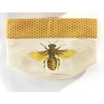 Store n More Planter Cover - Big Bee