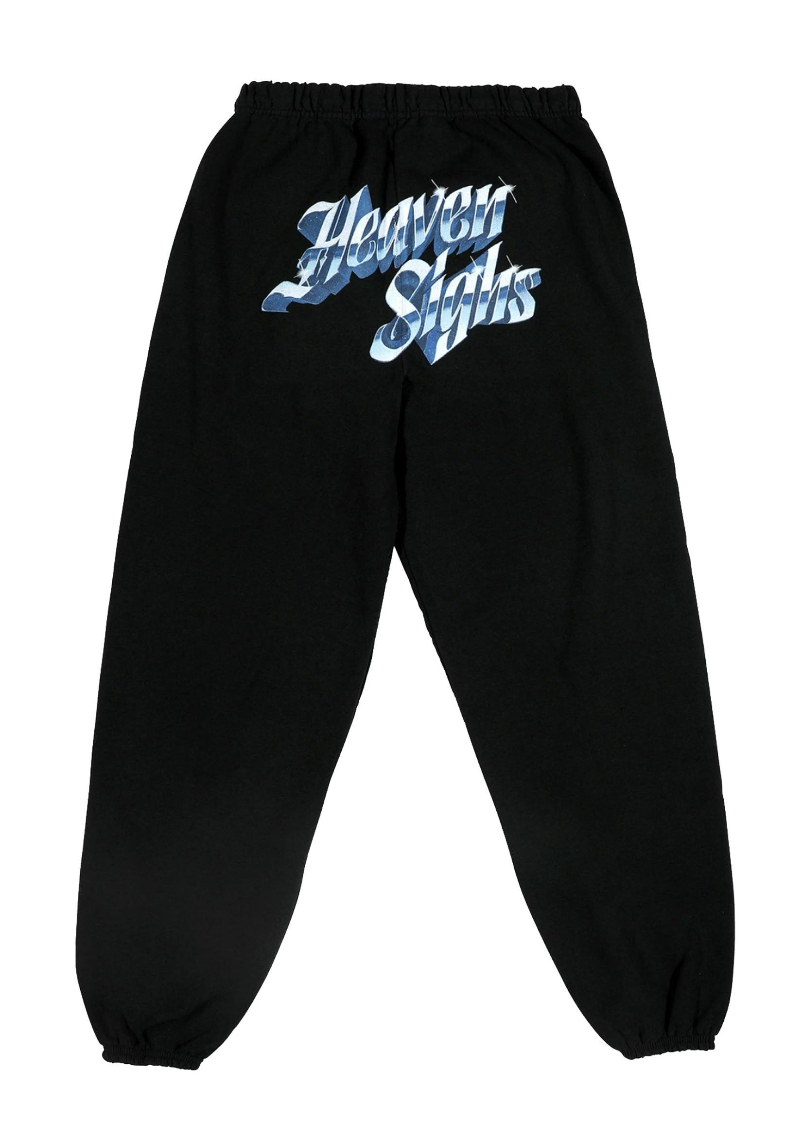 BOYS LIE BOYS LIE / Heaven Sighs Black Sweatpants