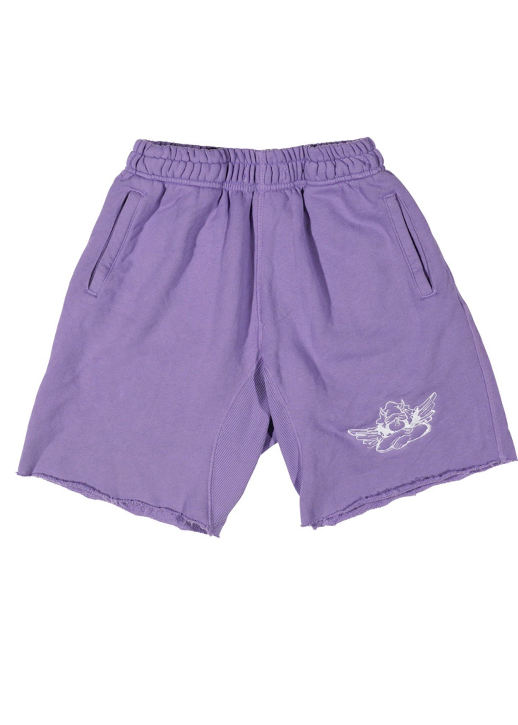 BOYS LIE BOYS LIE / Purple V3 Shorts
