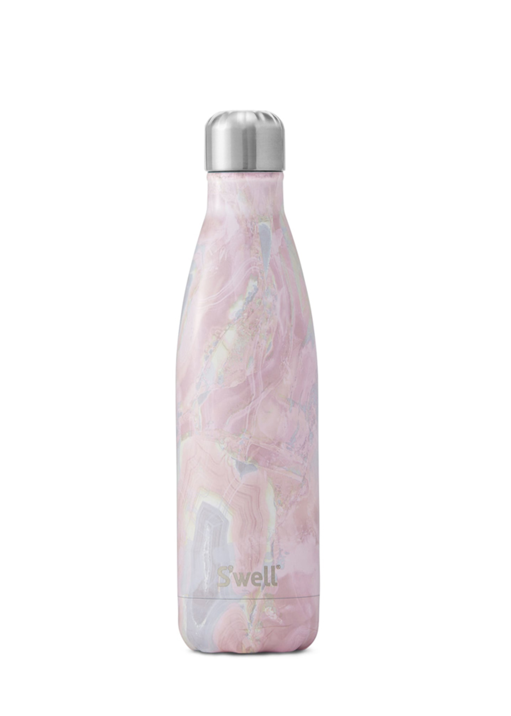 S'WELL / Elements Collection (Geode Rose, 17oz.)