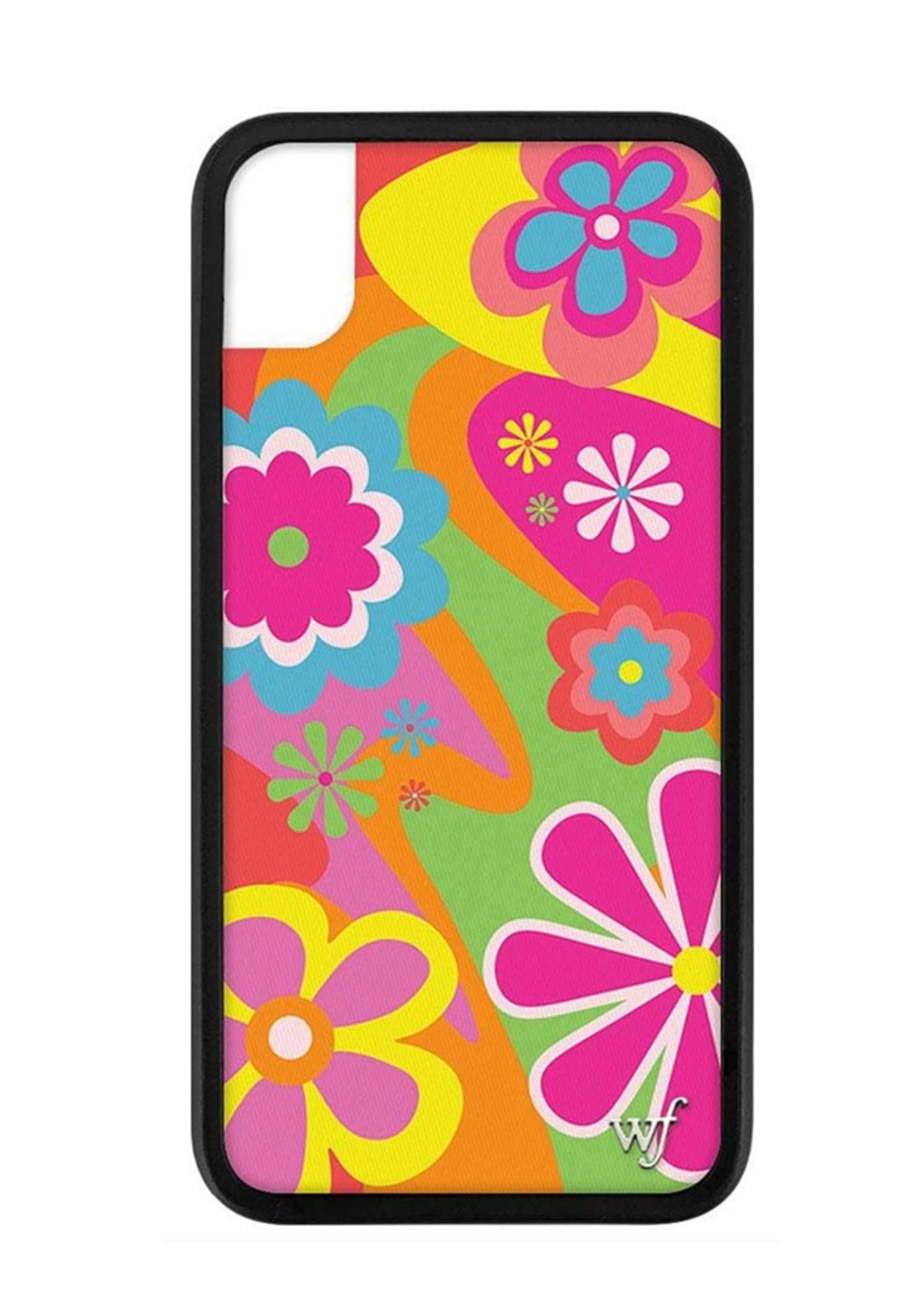 WILDFLOWER / Groovy Flowers iPhone XR