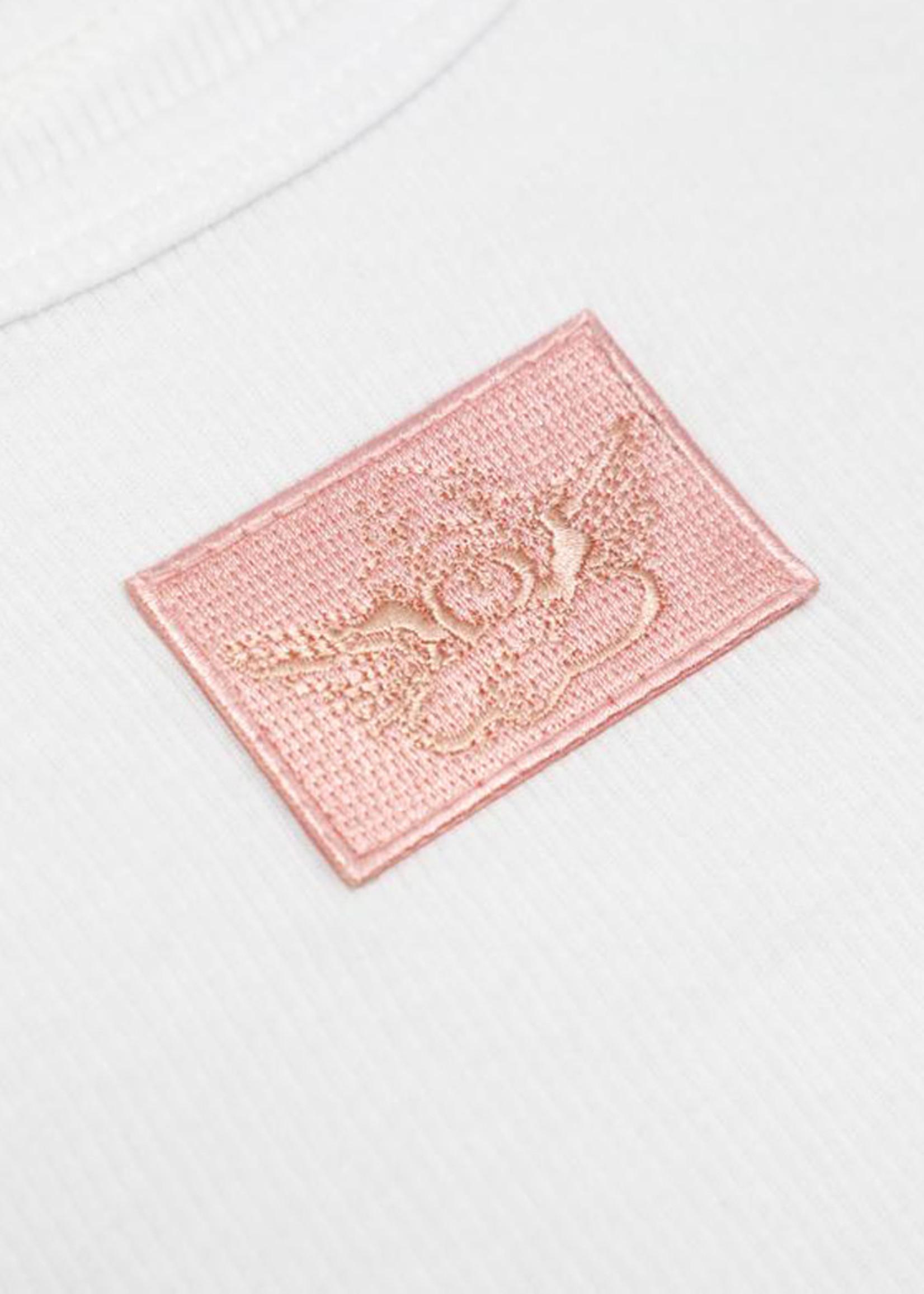 BOYS LIE BOYS LI E / Little White Rib Tank - Pink
