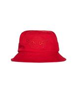 BOYS LIE BOYS LIE / Red Embroidered Bucket Hat