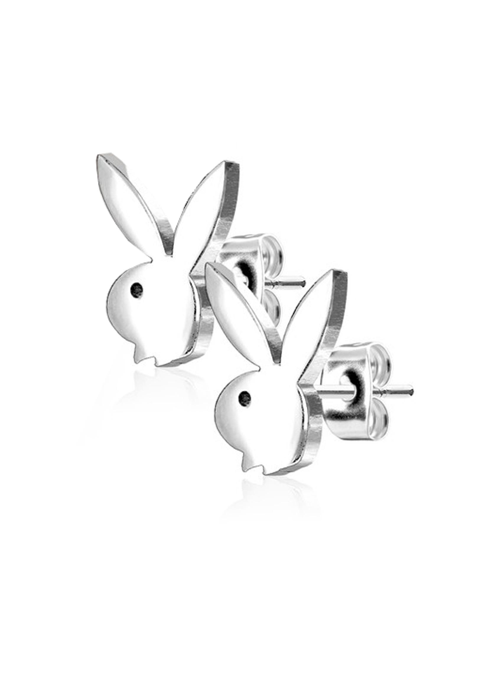 Playboy Bunny Earrings