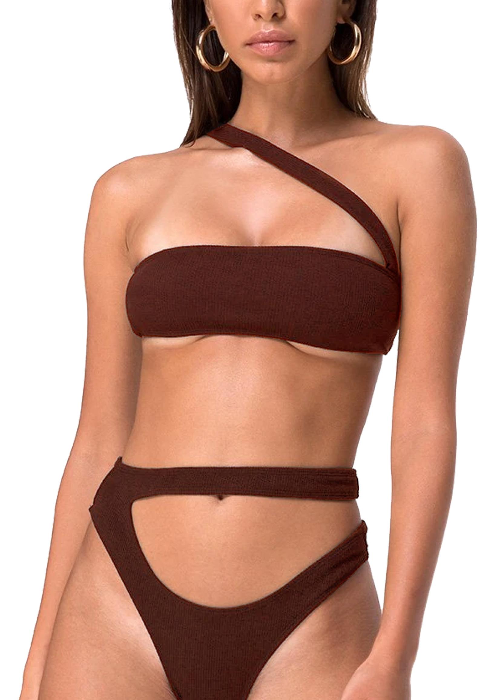 MOTEL MOTEL / Bound Bikini Top