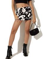 MOTEL MOTEL / Ima Skirt Retro Optic Spot
