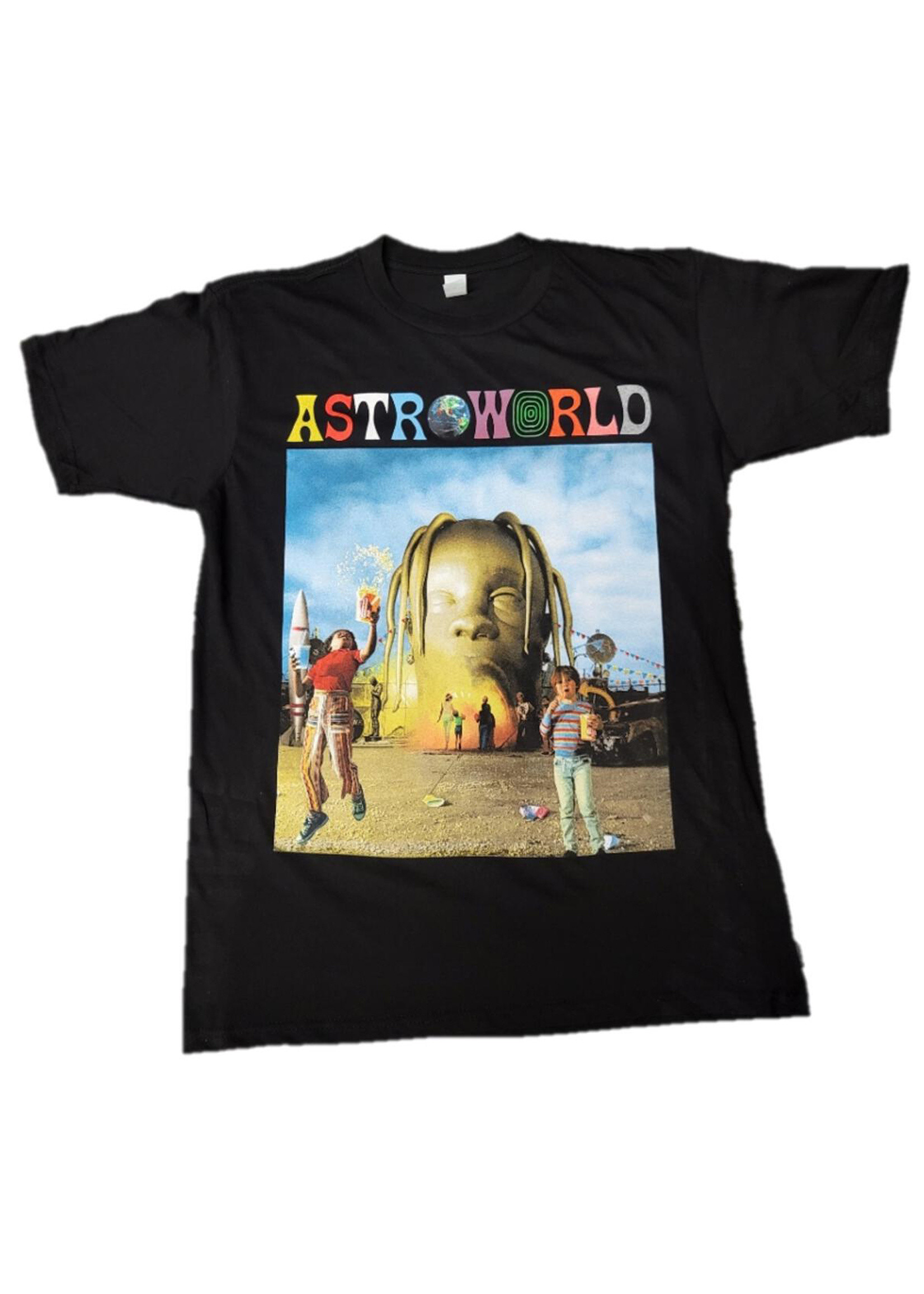 Astroworld Cover Tee