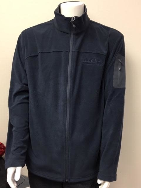 Men's Full Zip Microfleece Jacket