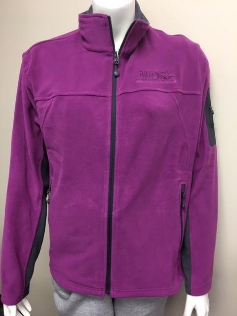 Ladies Full Zip Microfleece Jacket