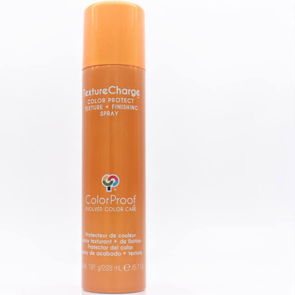 COLORPROOF COLOR PROOF TEXTURE CHARGE FINISHING SPRAY