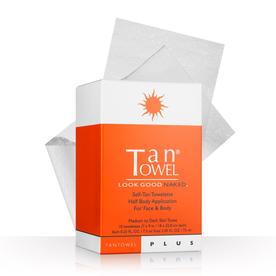 TAN TOWEL TAN TOWEL MEDIUM TO DARK PLUS FIVE PACK