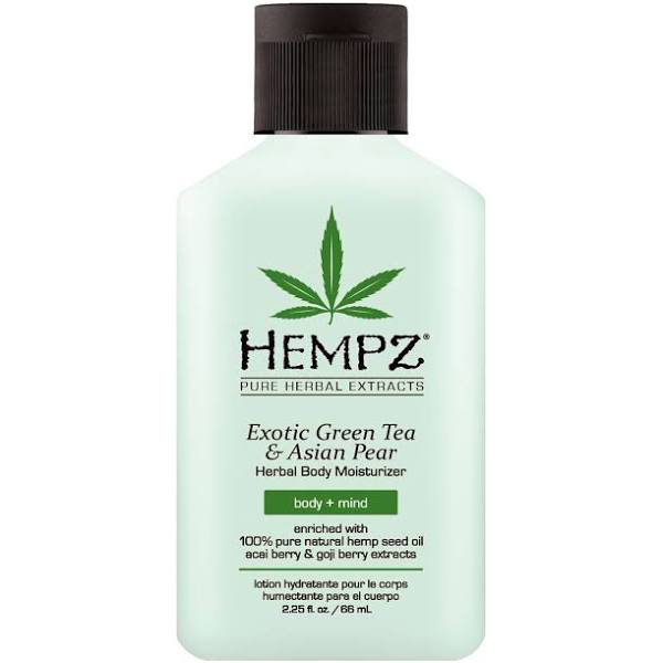 HEMPZ HEMPZ EXOTIC GREEN TEA & ASIAN PEAR TRAVEL SIZE