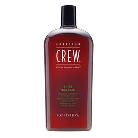AMERICAN CREW AMERICAN CREW 3-IN-1 TEA TREE LITER