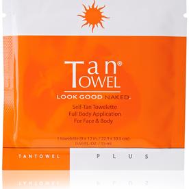 TAN TOWEL TAN TOWEL FULL BODY PLUS