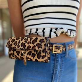 DTLA BELT BAG - LEOPARD