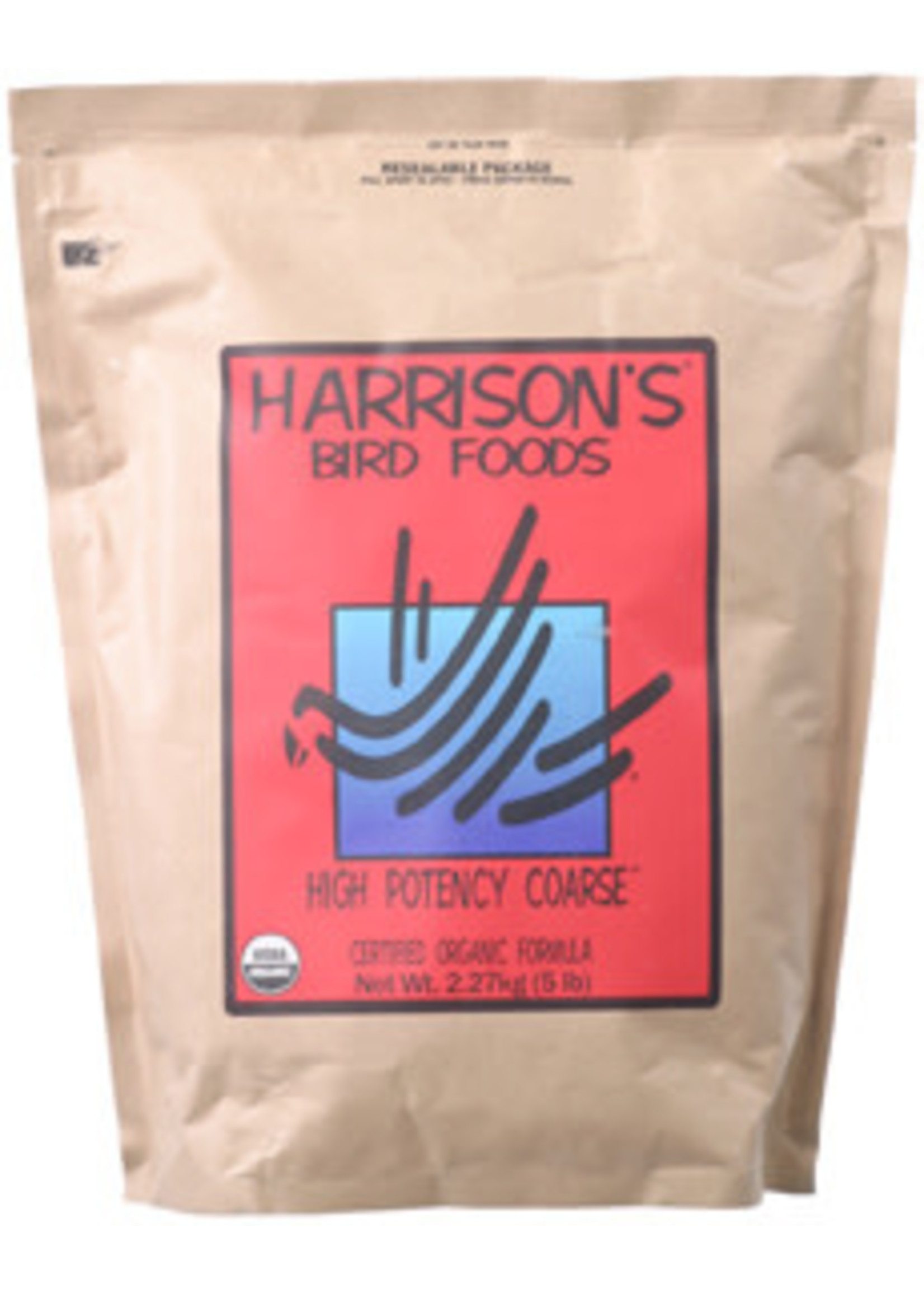 Harrison's Harrison's High Potency Coarse (5 LB)