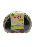 Hagen Hagen Living World Hangout Grass Hut - Large - 25.4 x 25.4 x 21.6 cm (10 x 10 x 8.5 in)