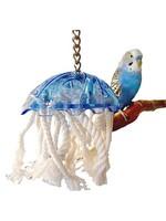 Lucky Bird Lucky Bird Toys Acrylic Jellyfish 3.5''