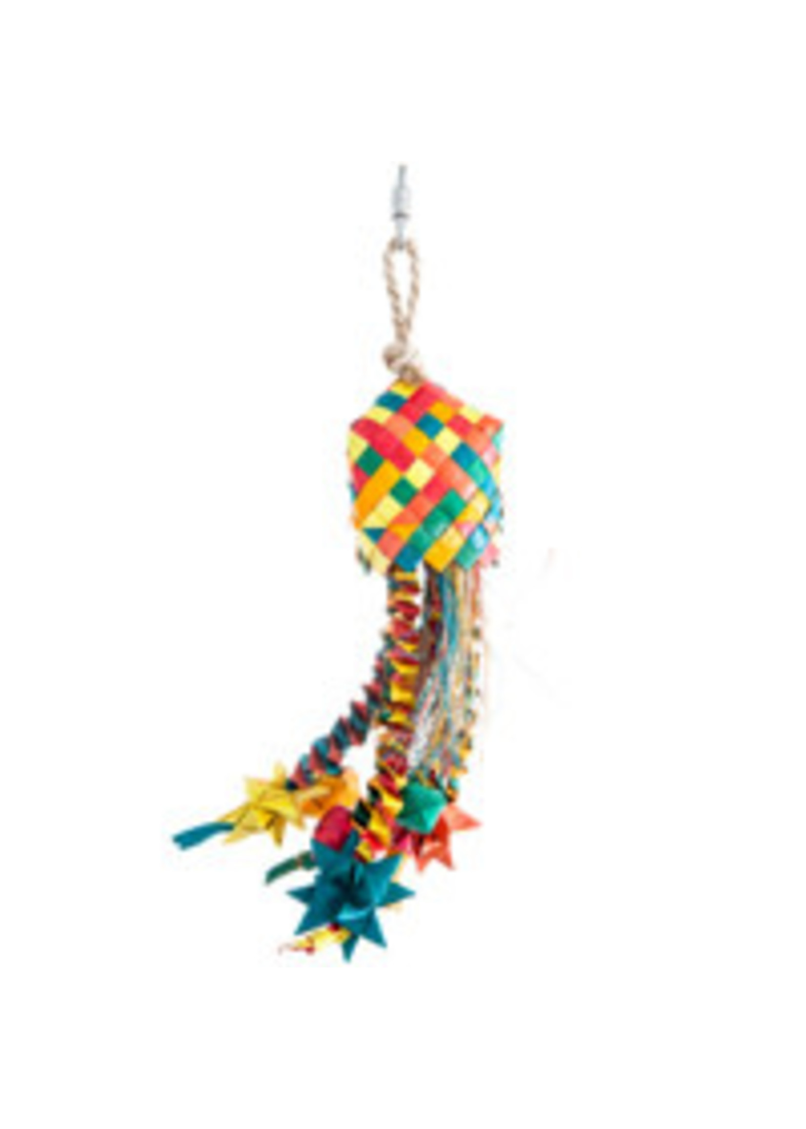 Hagen Hagen HARI Rustic Treasures Bird Toy Star Basket - Large 81209