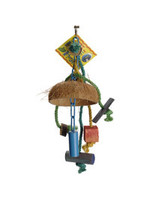 Polly's  Pet Products Polly's  Bell & Toy Small 6''x6''x12''
