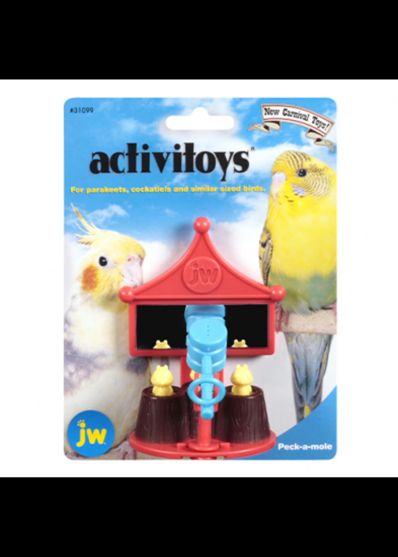 JW JW® ACTIVITOY® PEEK-A-MOLE