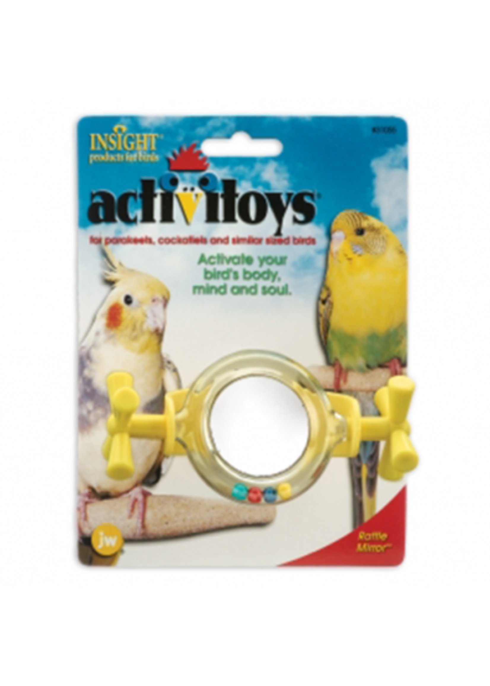 JW JW / Activitoys Rattle Mirror