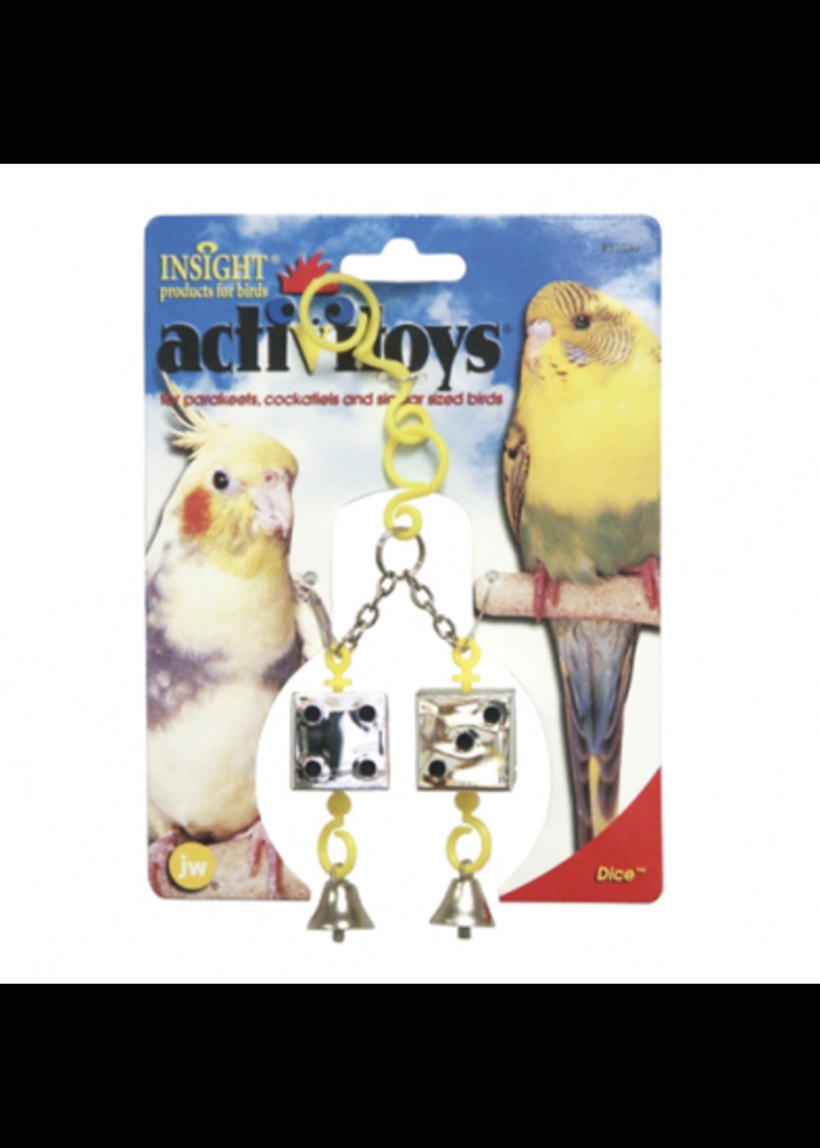 JW JW / ActiviToy Bird / Dice