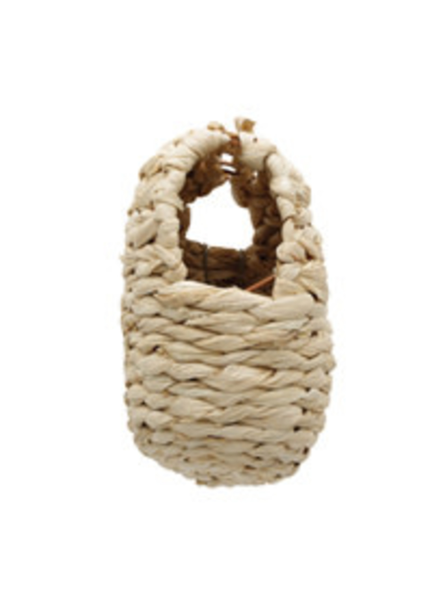 Hagen Living World Maize Peel Bird Nest for Finches - Large - 10.5 cm x 13 cm x 15 cm (4.1in x 5.1in x 5.9in in) 82014