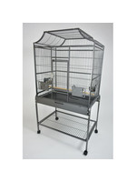 Glitter Pets GP Cages Victorian Top Parrot  Flight Cage MA3221FL (FL05) 32''