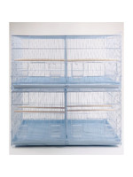 Glitter Pets GP Stackable Breeding Cage (Set of 2 cages)