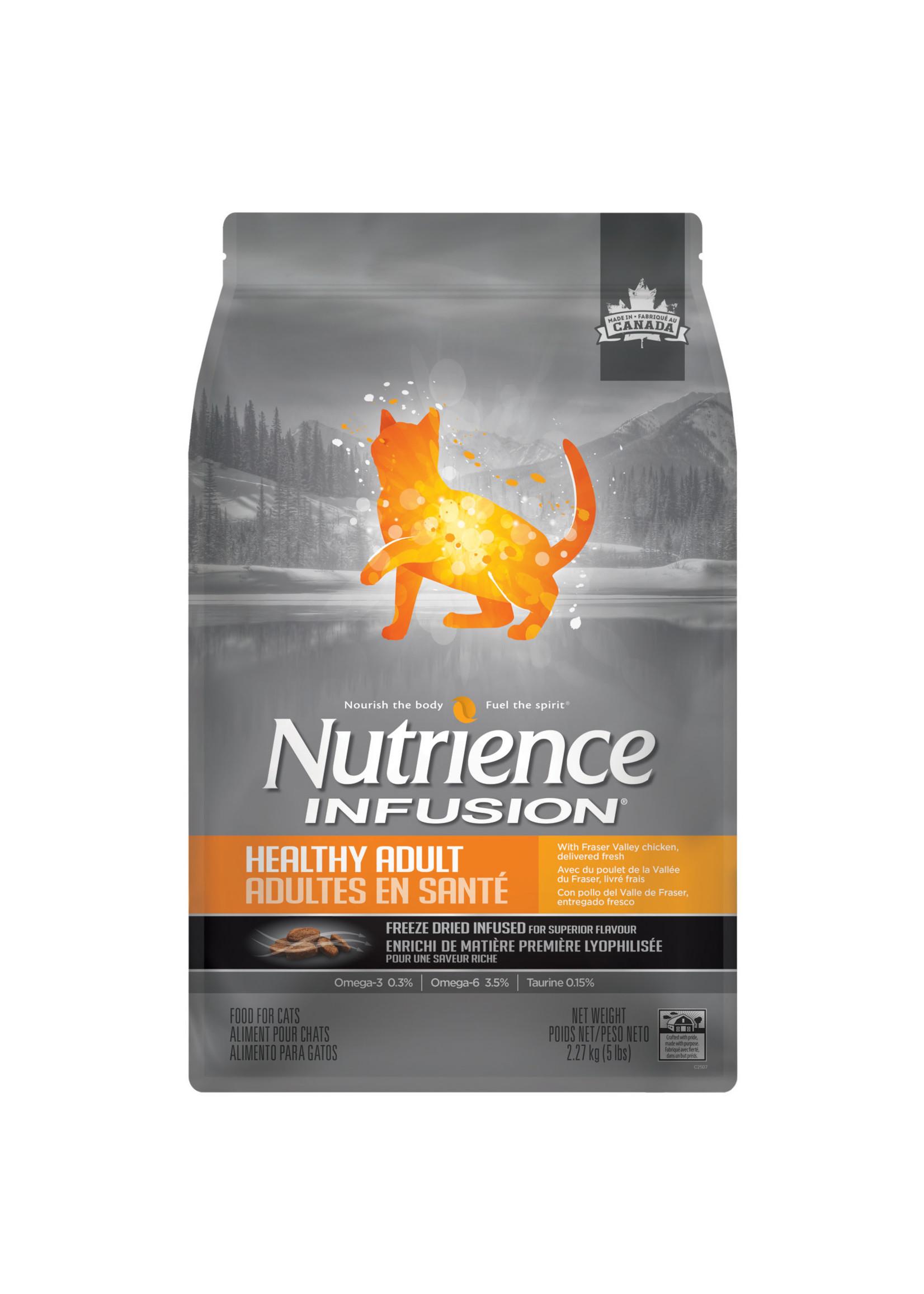 Hagen Hagen Nutrience Infusion \CAT  (5lb)