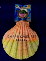 Polly's  Pet Products COMFY CLAM BOLT-ON PERCH WITH KELP, IODINE AND CALCIUM