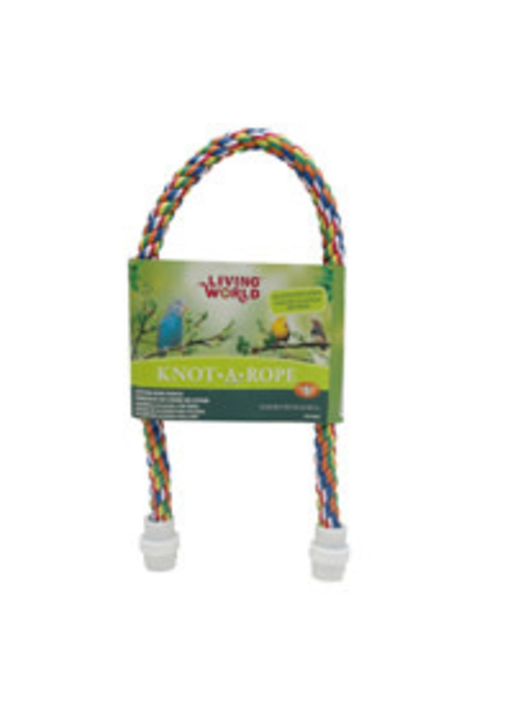 Living World Living World Knot-A-Rope