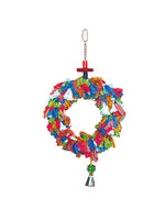 Kings Cages Kings FUZZY ROPE RING TOY K066