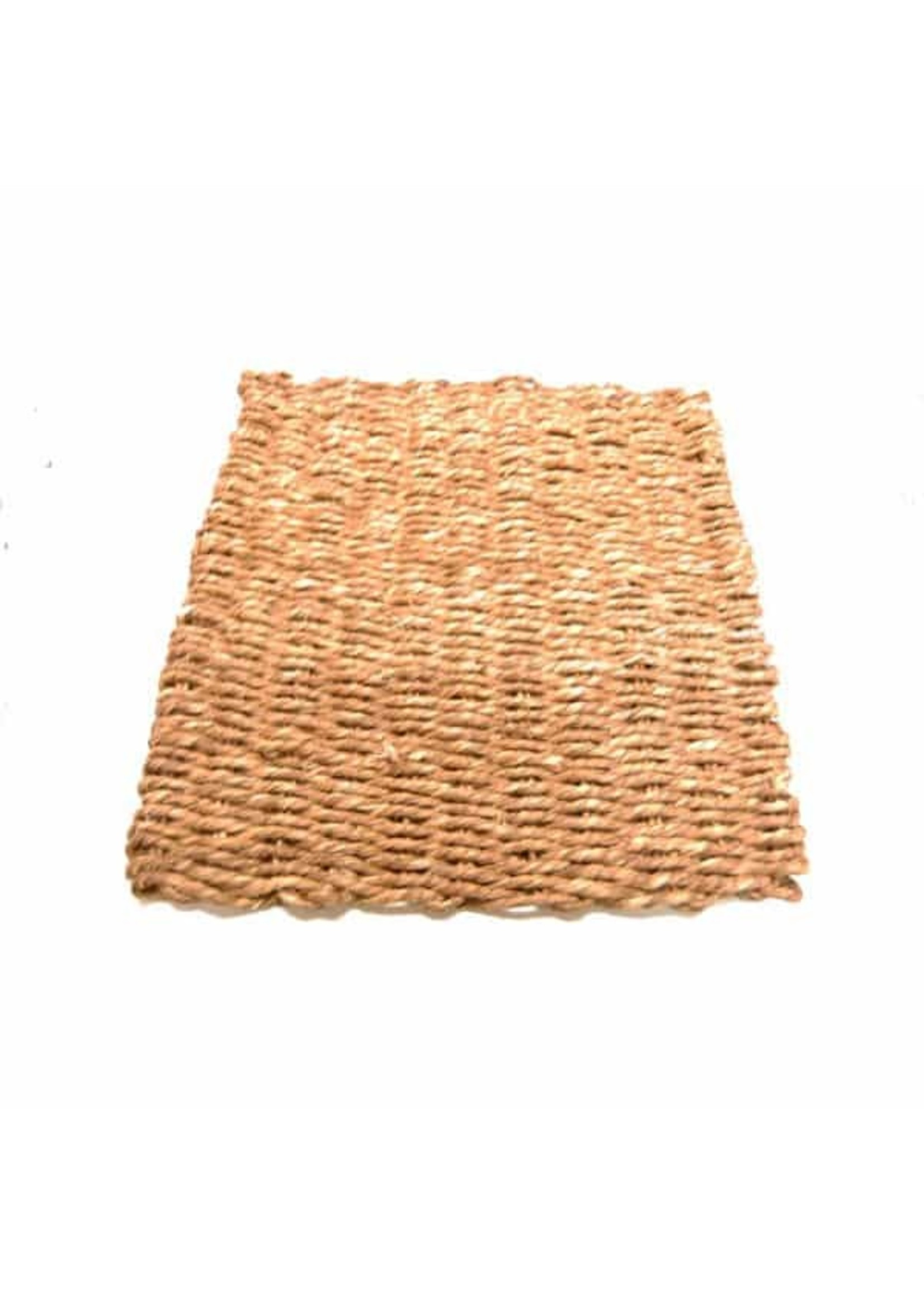Zoo-Max Seagrass mat double weave 11″X 11″
