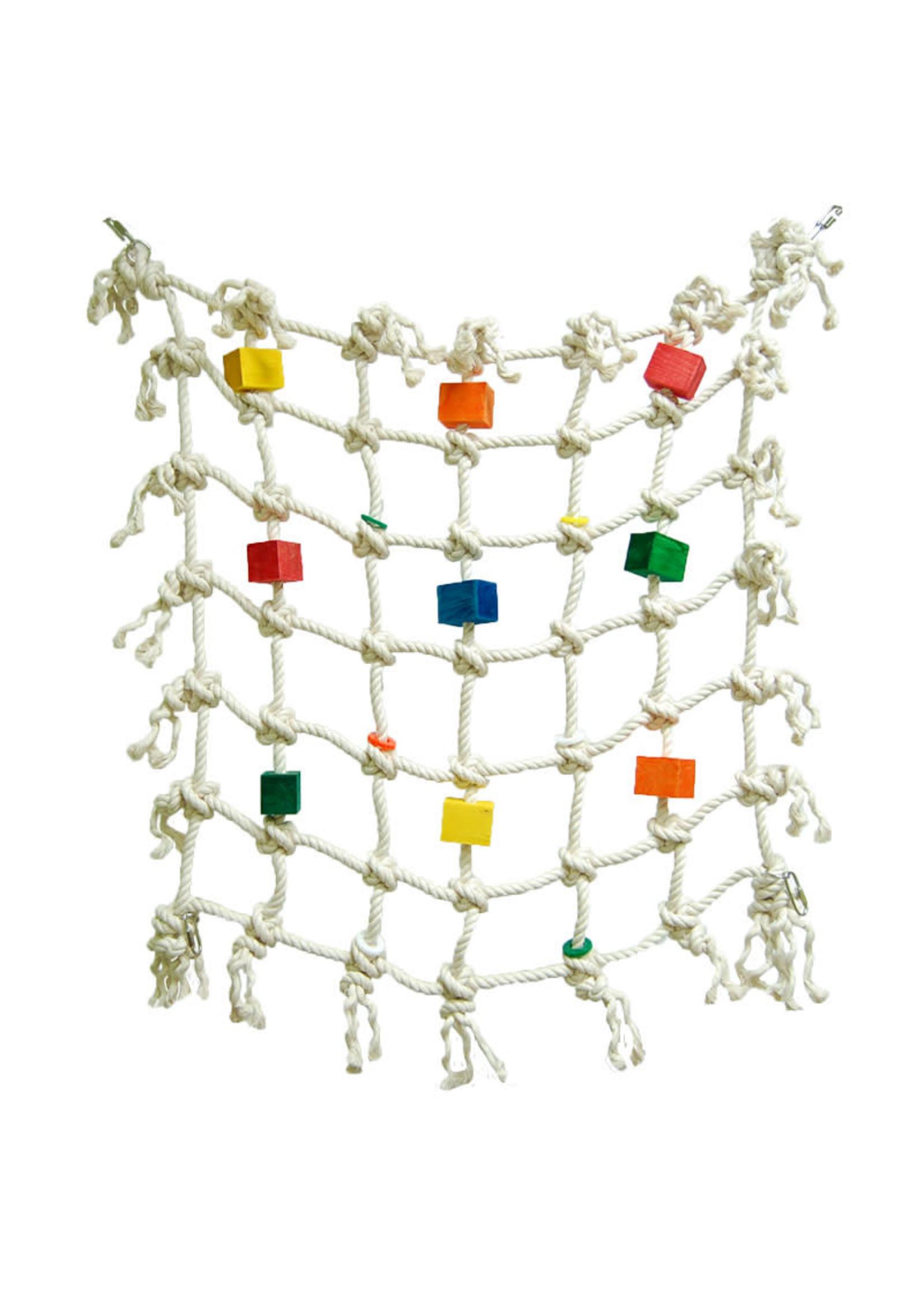 Zoo-Max ZM Cotton Net   3/8''- 30'' x 30''