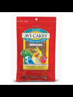 Lafeber's Lafeber Avi-Cakes Classic for Parakeets, Cockatiels, Lovebirds & Conures (8oz)