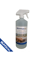 Oculus MicrocynAH Disinfecting Solution (1 L)