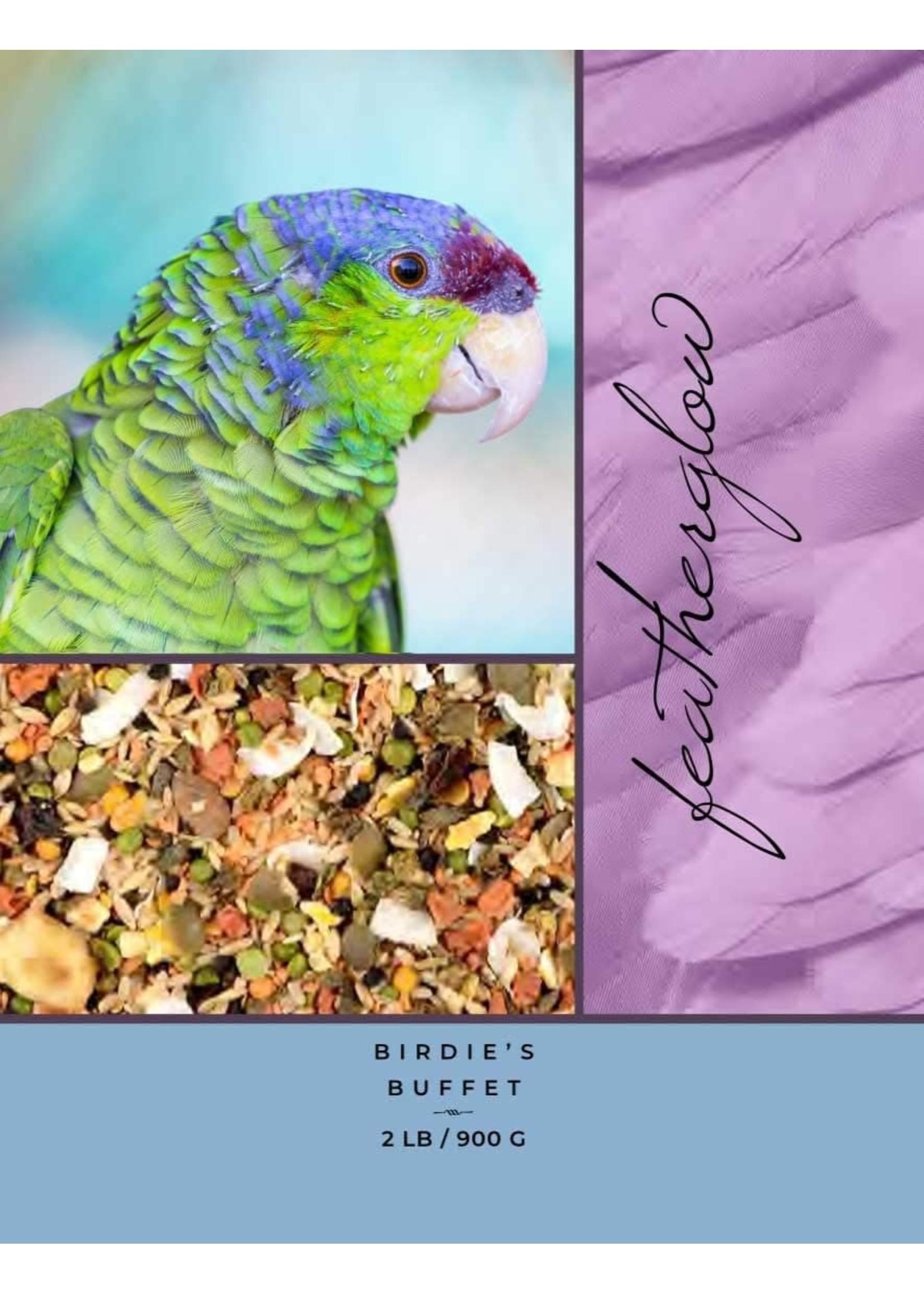 Volkmans VK Featherglow Birdies Buffet (2lb)
