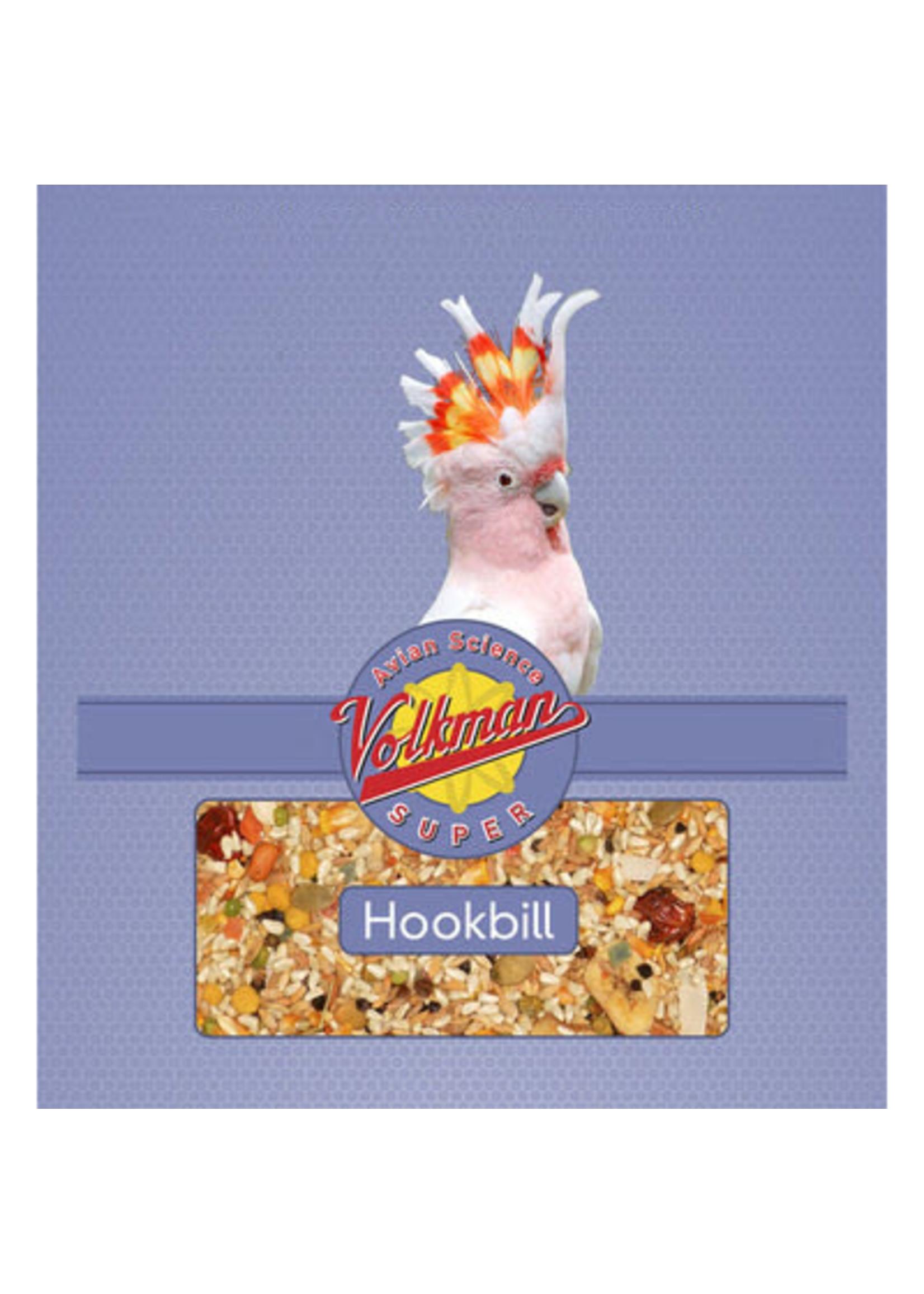 Volkmans VK  Avian Science Super Hookbill (20lb)