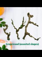 Bonkers Bonkers Grapewood Perch XS, Assorted Shapes