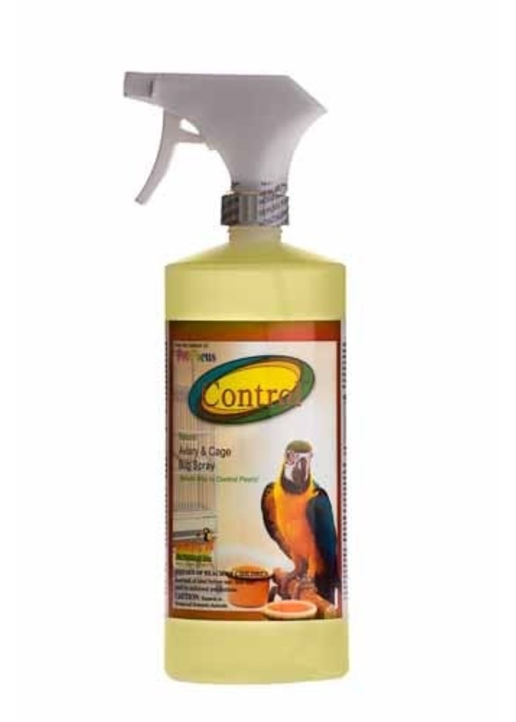 Pet Focus Pet Focus Control Natural Aviary & Cage Bug Spray