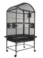 """A&E A&E Black Dome Top Cage  32""""x23"""" Black"""