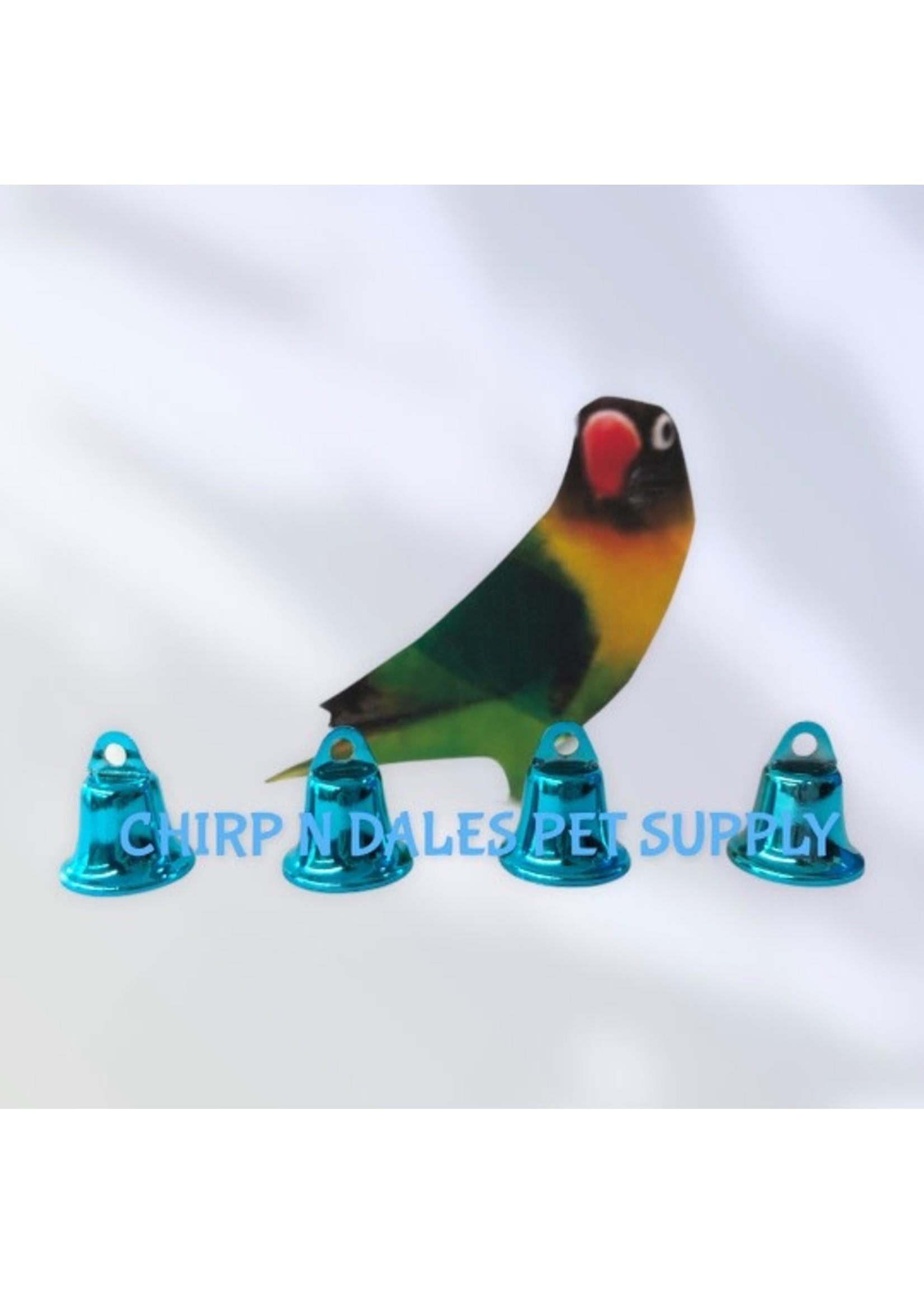 CND Vacuum Coated Coloured Non Toxic Liberty Bells